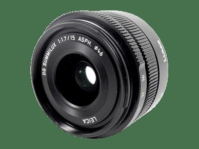 Panasonic レンズ