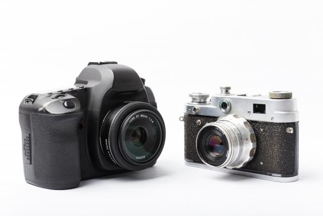 不要になったカメラの処分、捨て方|リサイクル時の注意点も