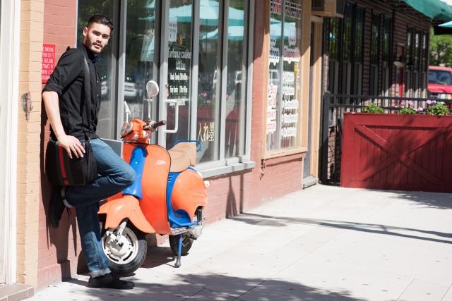 原付バイク(スクーター)と125cc以下のバイクの廃車手続き