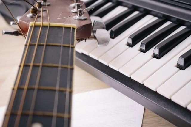 楽器やオーディオを引越しを機に処分する