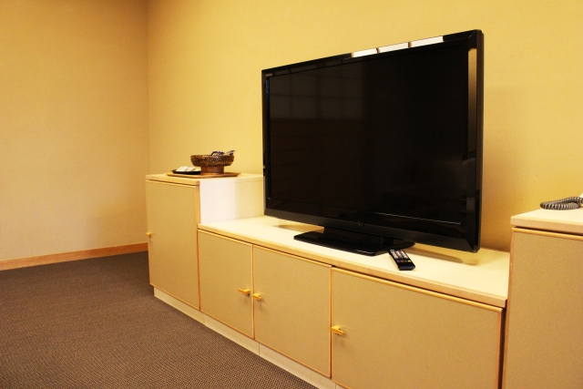 テレビなどの家電4品目の処分について