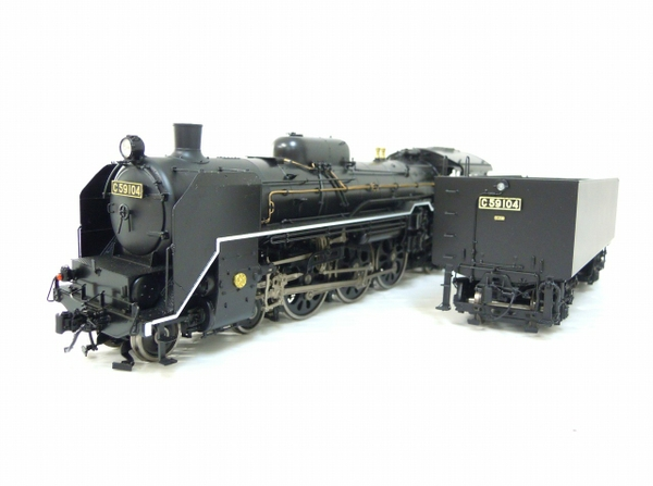 ムサシノモデル C59 104号機
