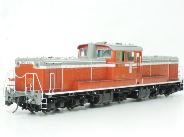 ムサシノモデル DD51