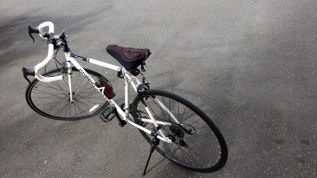 ロードバイクの売り方