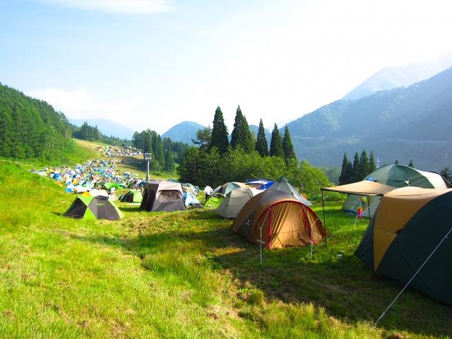 テントの売却方法