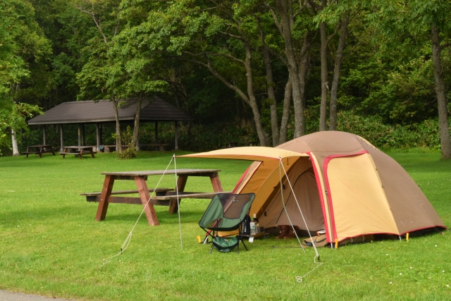自分に合ったテントの買取サービスを選ぼう!