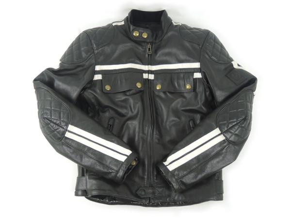 バイク用レザージャケット