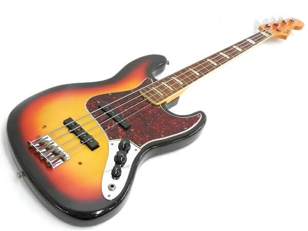 USA Jazz Bass 66年製