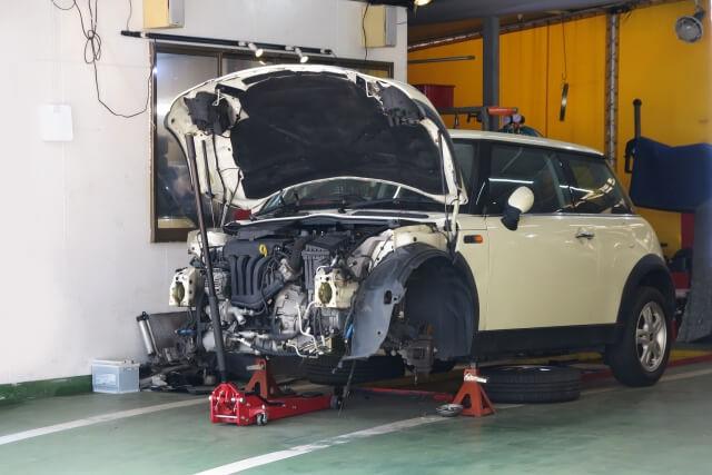 車の事故車の定義