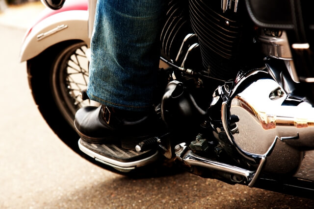 バイクの事故車の定義