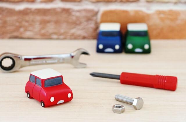 車の事故車を見分ける5つのポイント