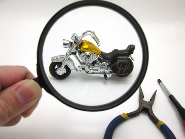 バイクの事故車の見分け方は?