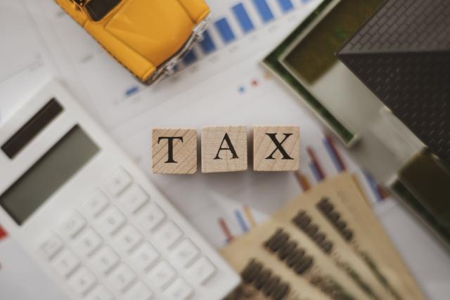 車を売却する際にかかる税金