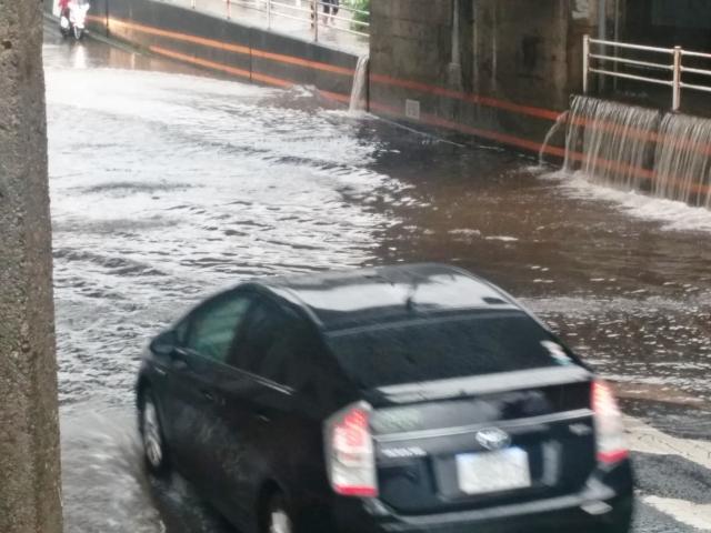 水没車の問題