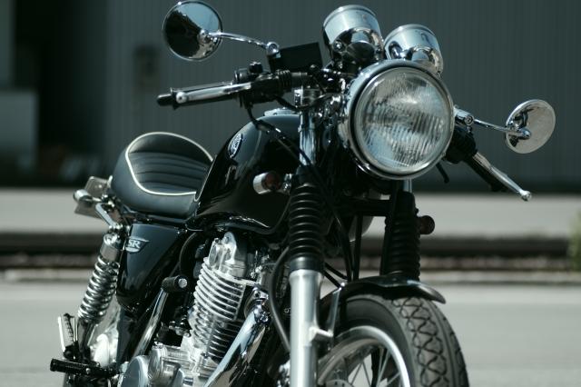 バイクを高く売るコツ
