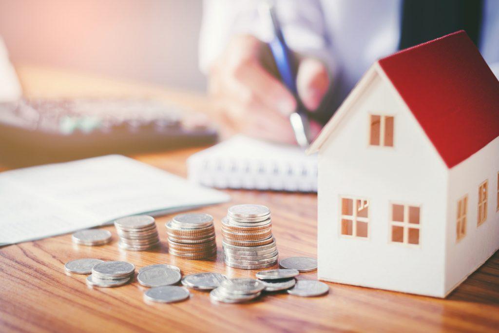 空き家のある土地の固定資産税の計算例