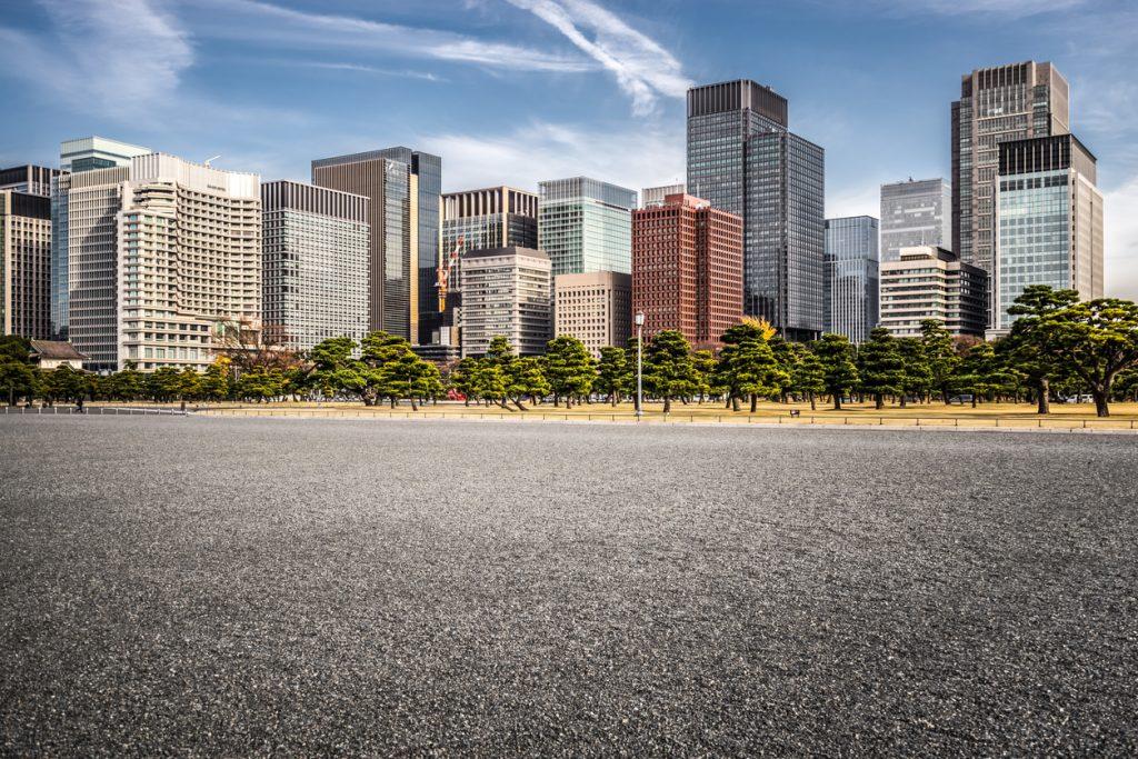 東京都の地価上昇の要因