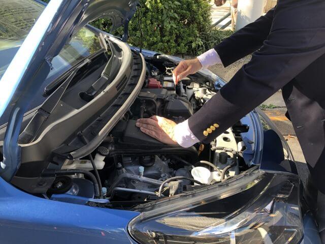 車から異音がしたときに考えられるトラブル