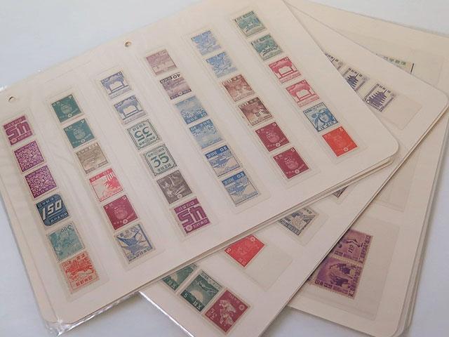 日本切手買取参考品