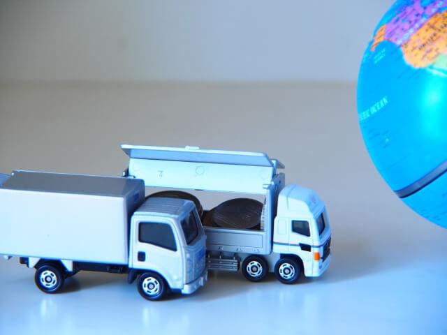 トラックを廃車にする方法