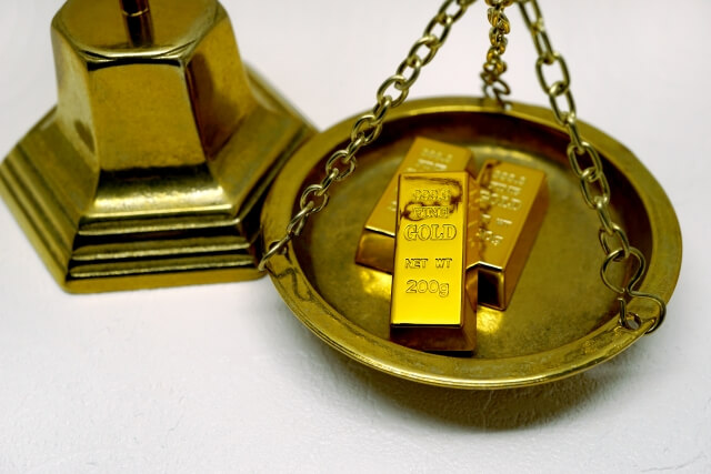 金の純度と特徴