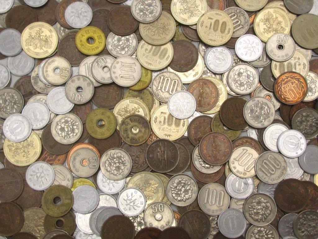 エラーコインの種類と買取相場