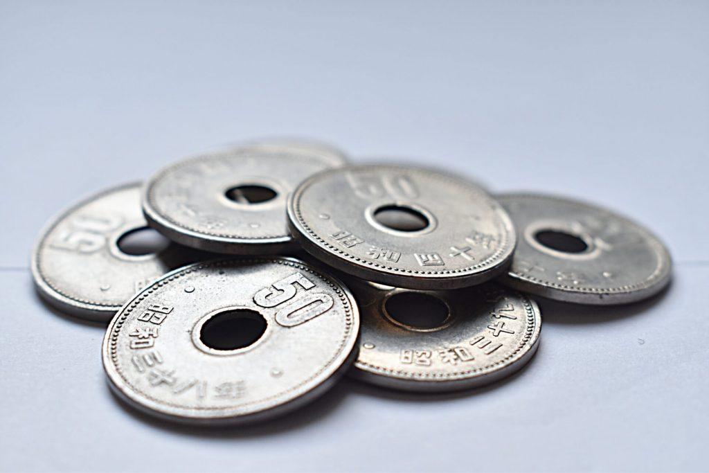 高価買取してもらいやすい50円玉の特徴